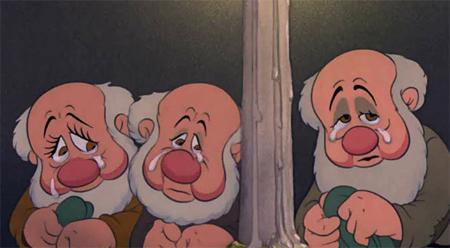 crying dwarfs
